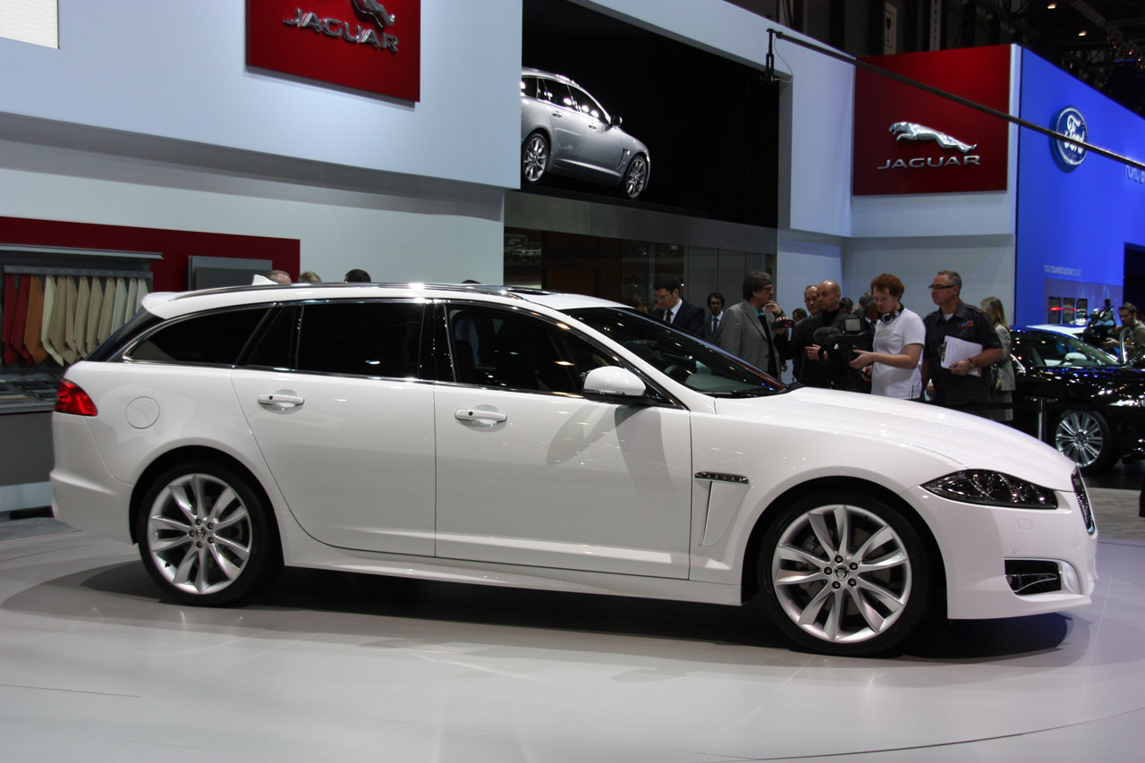 2012 jaguar xf sportbrake geneva 2012 photos photo. Black Bedroom Furniture Sets. Home Design Ideas