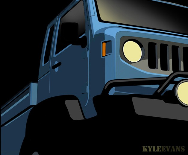 Jeep Mighty FC Teaser