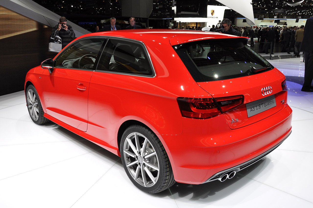 2013 audi a3 from geneva with video nordschleife autoblahg. Black Bedroom Furniture Sets. Home Design Ideas