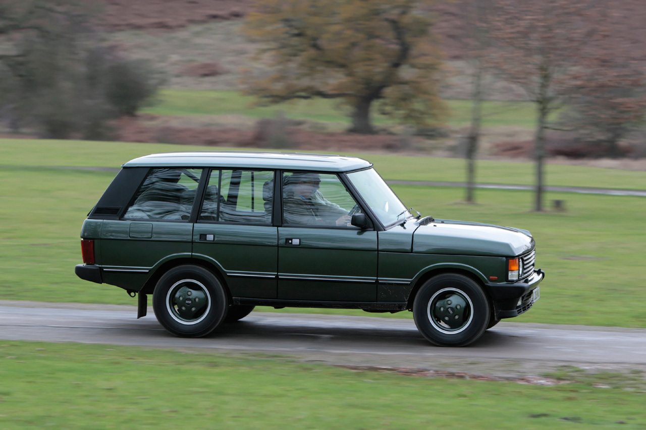 Land Rover To Celebrate Quarter Century In U S At Ny Auto