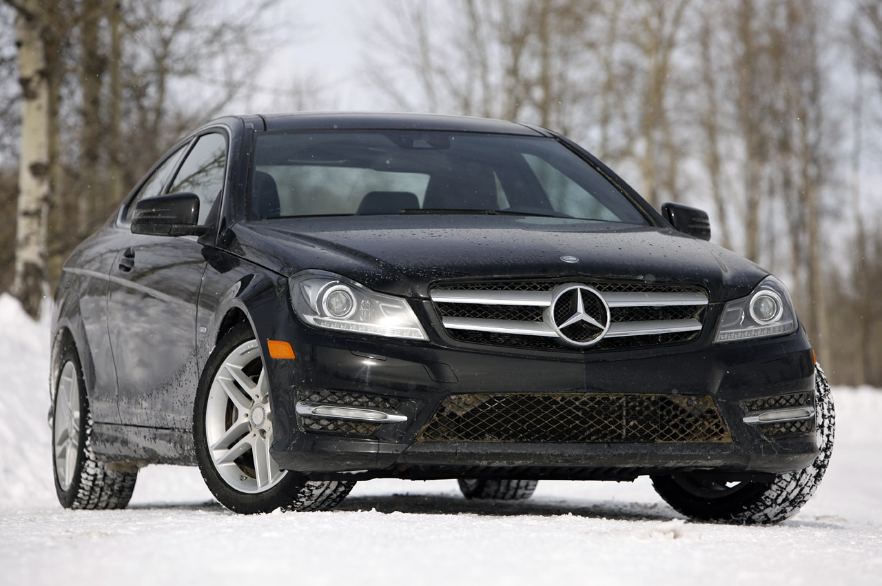 2012 mercedes benz c350 4matic autoblog for Mercedes benz c300 4matic 2012