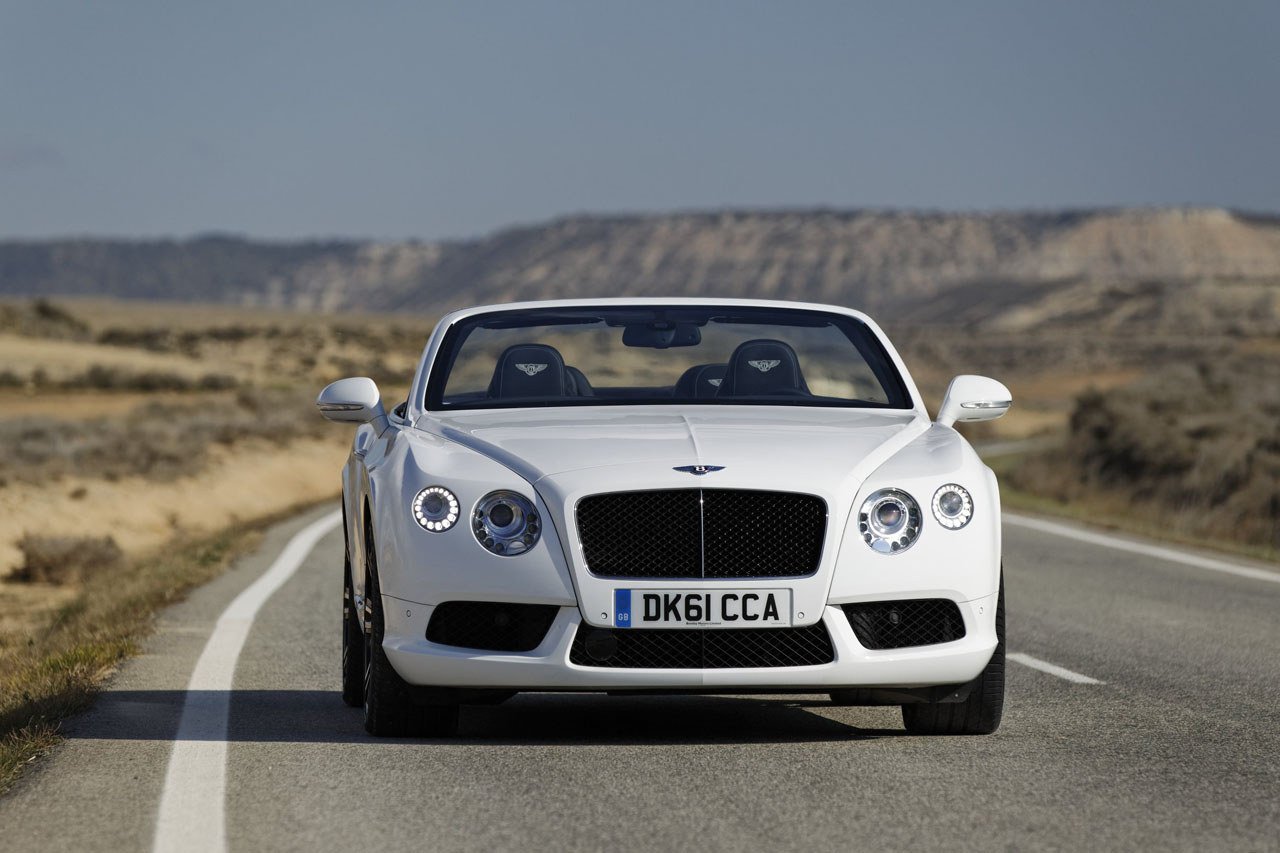 Bentley Debuts Continental Gtc V8 Before Geneva Autoblog