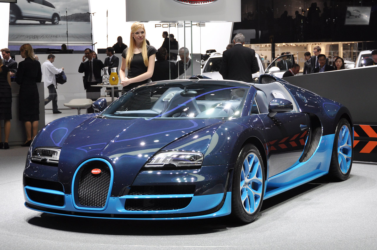 bugatti veyron grand sport vitesse is where top speed goes topless autoblog. Black Bedroom Furniture Sets. Home Design Ideas
