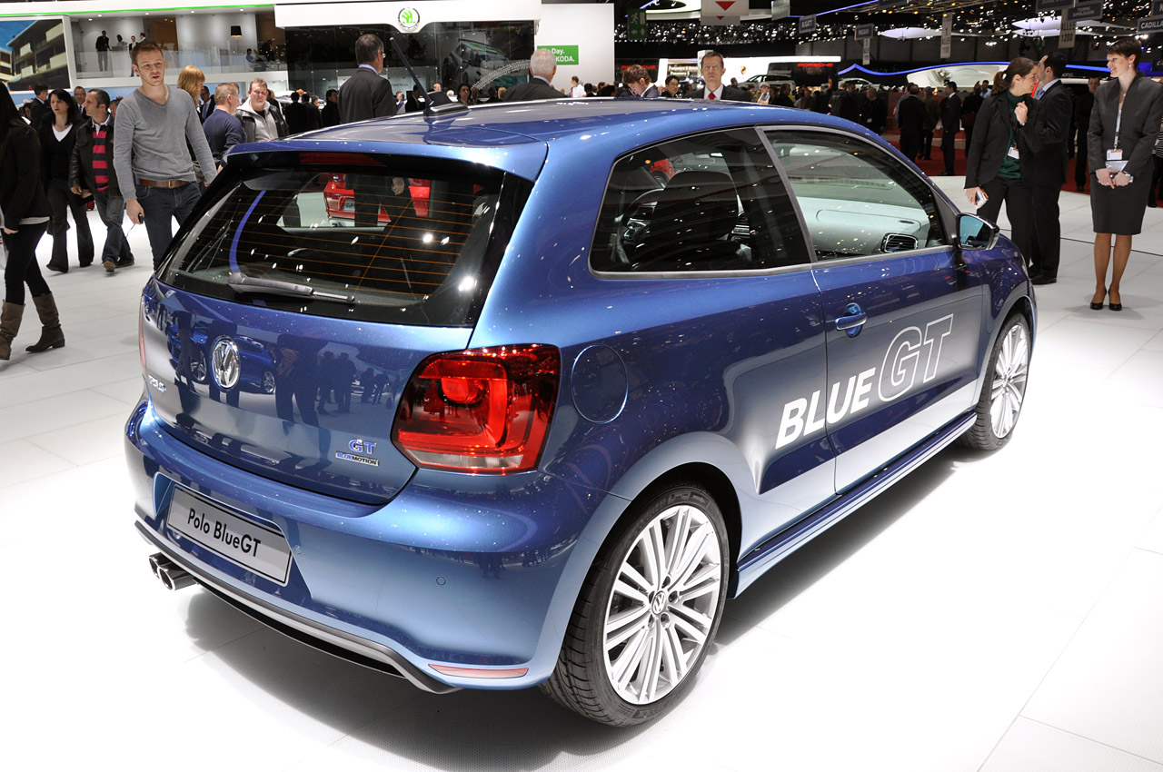 2012 Volkswagen Polo Blue Gt Mixes Fun And Frugality Autoblog