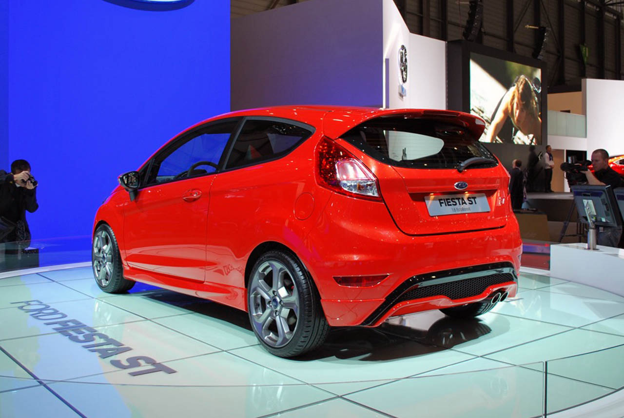 2012 ford fiesta st geneva 2012 photo gallery autoblog. Black Bedroom Furniture Sets. Home Design Ideas