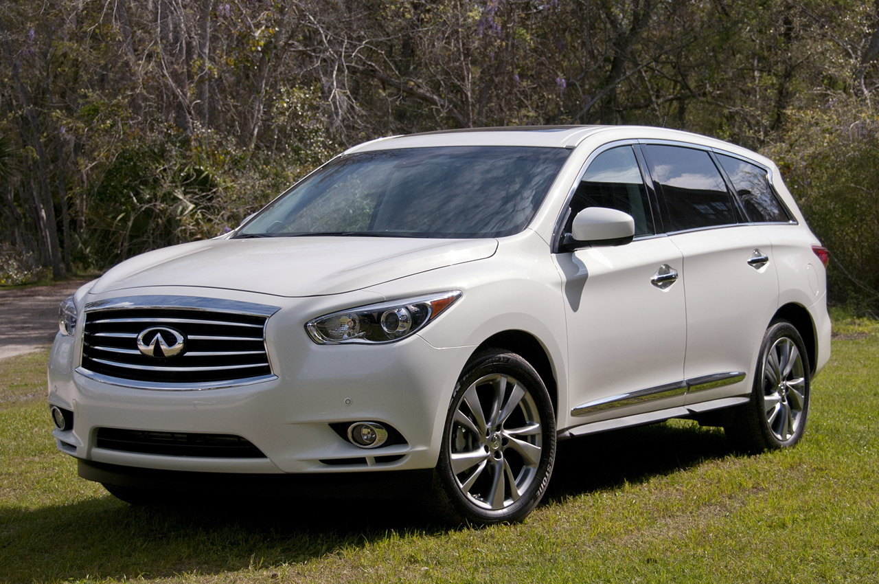 Certified Used Cars >> 2013 Infiniti JX: First Drive Photo Gallery - Autoblog