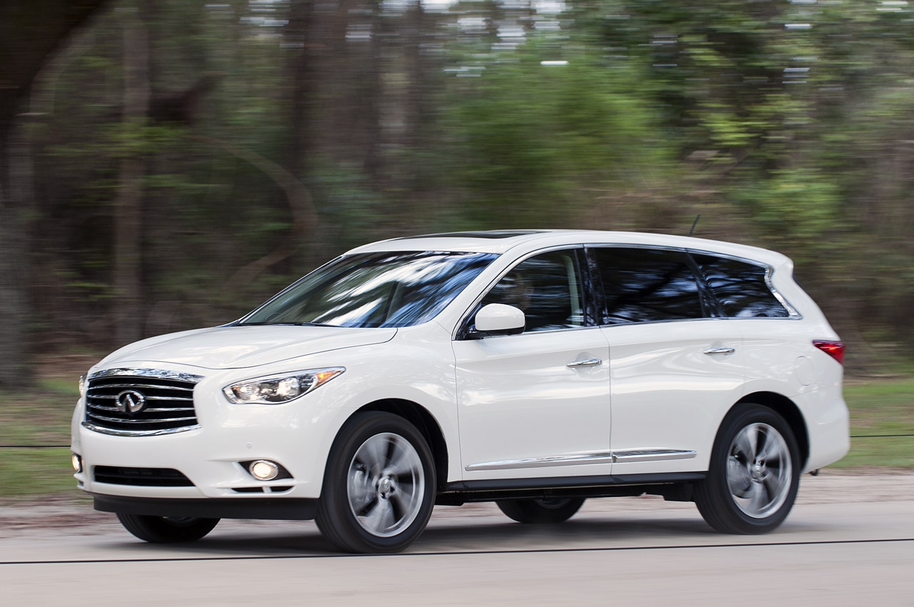 2013 Infiniti Jx First Drive Photo Gallery Autoblog