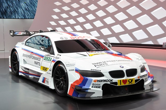 2012 BMW M3 DTM