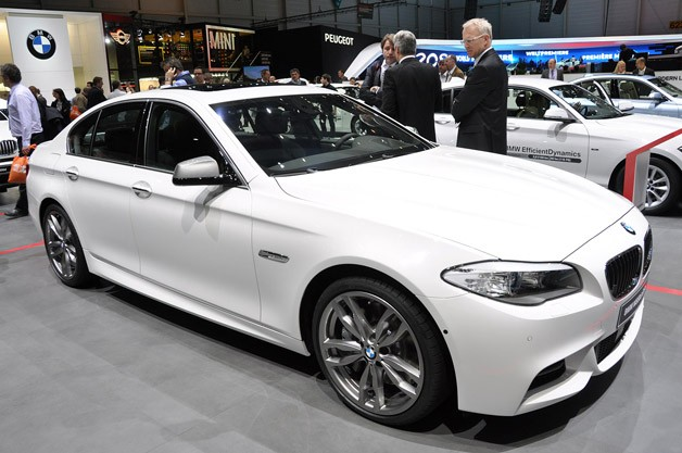 2012 BMW M550d xDrive