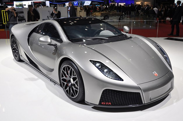 2012 GTA Spano
