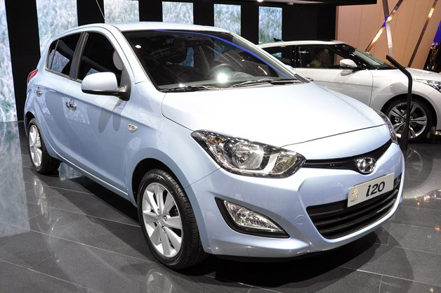 2012 Hyundai i20