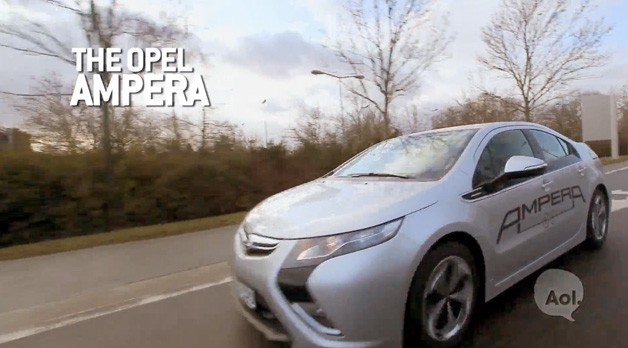 2012 Opel Ampera