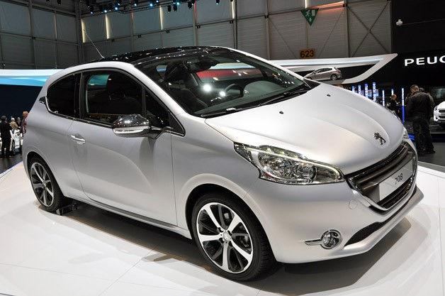 2012 Peugeot 208