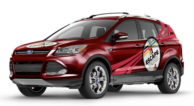 2013 Ford Escape from Escape Routes