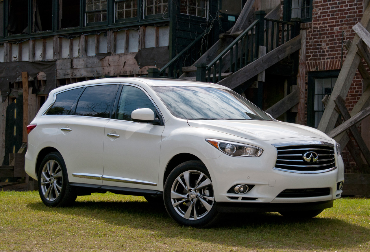 Infiniti Qx60 For Sale >> 2013 Infiniti JX [w/video] - Autoblog