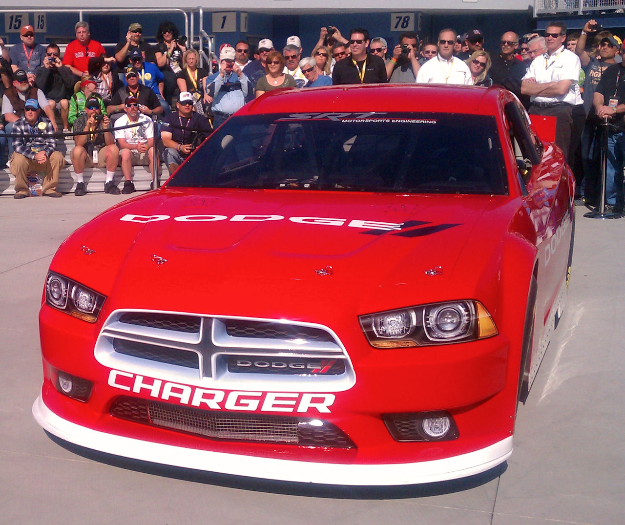Dodge Pulling Out Of NASCAR *UPDATE
