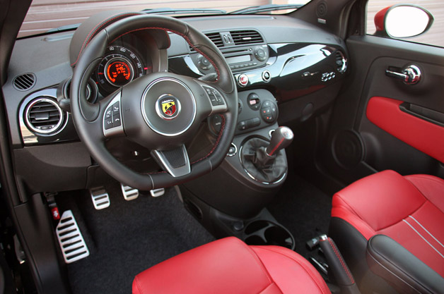 2012 Fiat 500 Abarth First Drive wvideo  Autoblog