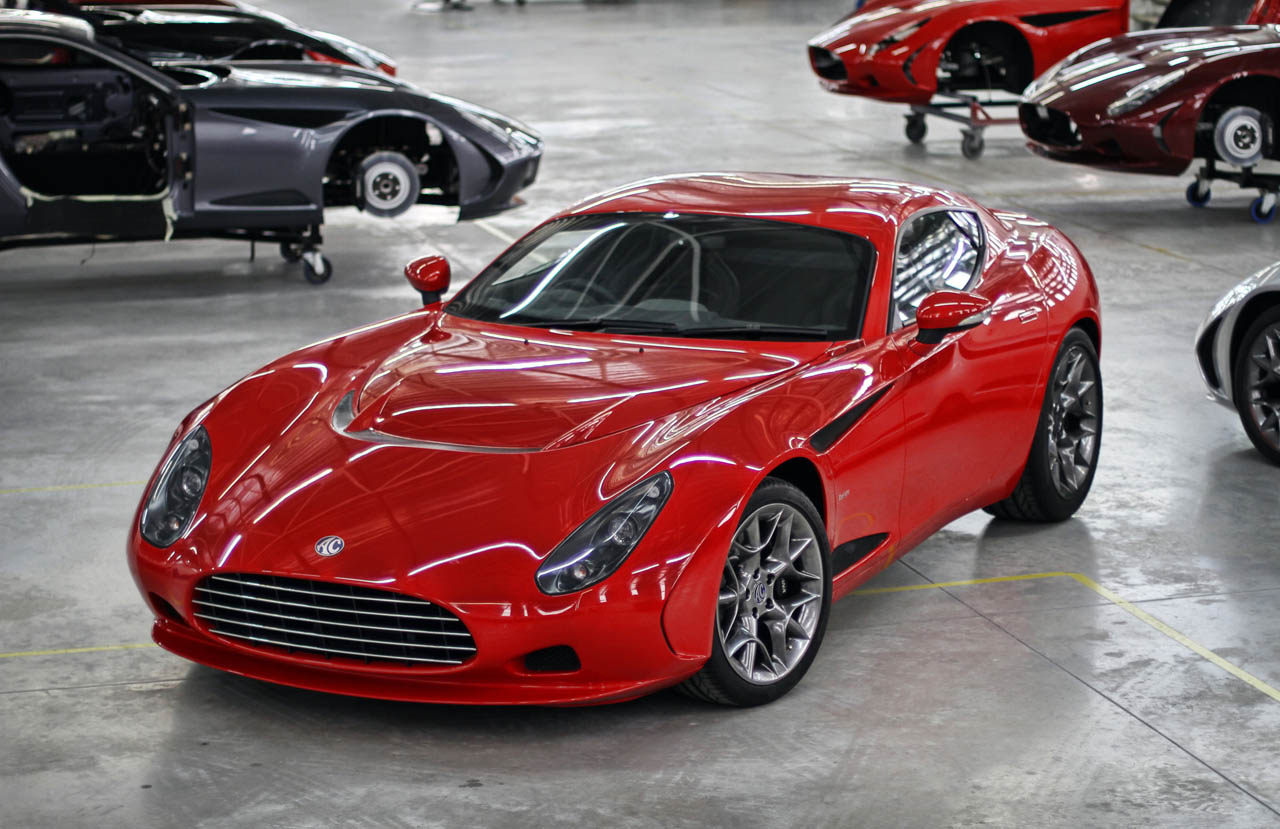 Perana Z One Resurfaces With Ac Badge As 378 Gt Zagato