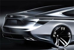 avalon rendering rear