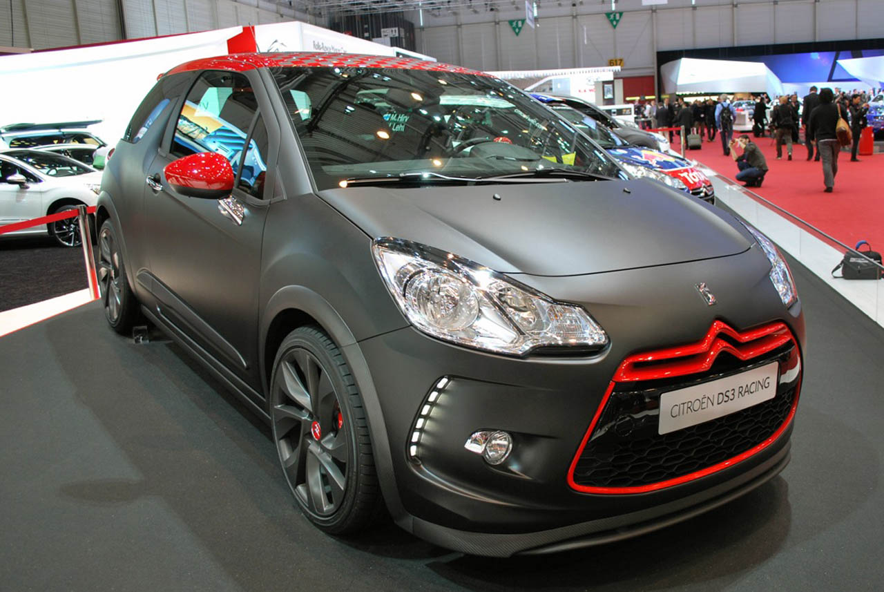 Black Book Car Values >> 2012 Citroën DS3 Racing Sebastien Loeb Edition is the darkest of horses - Autoblog