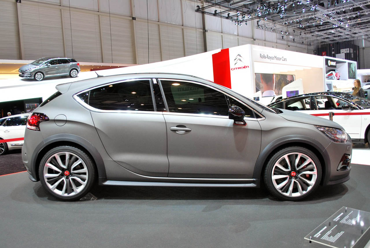 citroen ds4 racing concept geneva 2012 photo gallery autoblog. Black Bedroom Furniture Sets. Home Design Ideas