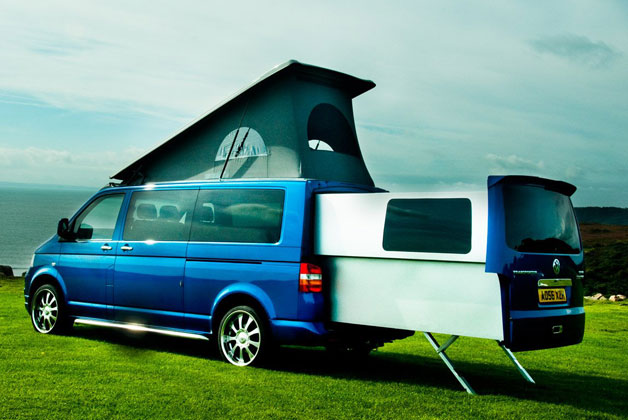 Doubleback Volkswagen Transporter Conversion Camper