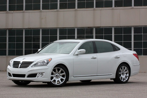 2011 Hyundai Equus Long-Term
