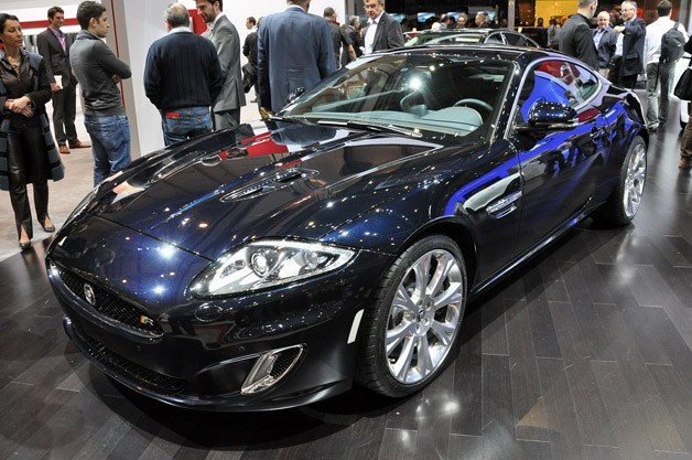 Jaguar XKR Artisan Edition