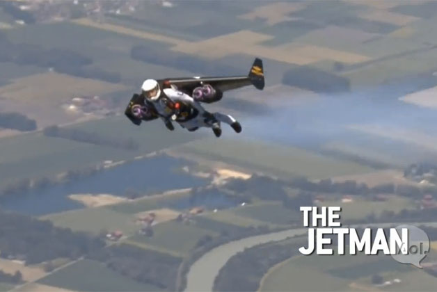 Translogic visits the Jetman