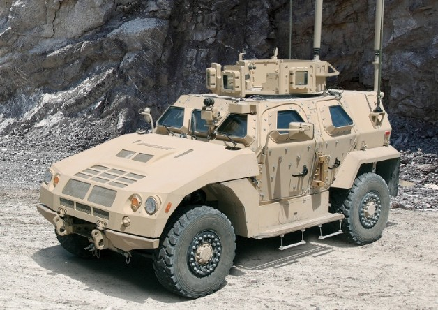 Joint Light Tactical Vehicle proposal