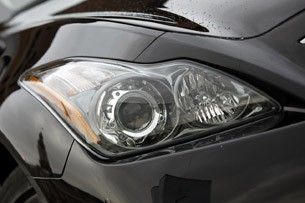 2012 Infiniti G37 IPL headlight