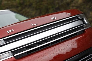 2013 Ford Flex grille