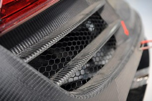 GMG Audi R8 LMS rear vents