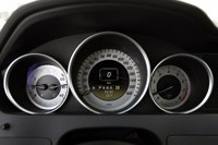 2012 Mercedes-Benz C350 4Matic gauges