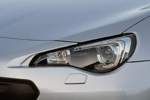 2013 Subaru BRZ headlight