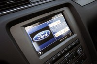 2013 Ford Mustang GT multimedia system