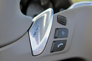 2013 Porsche Boxster S paddle shifter