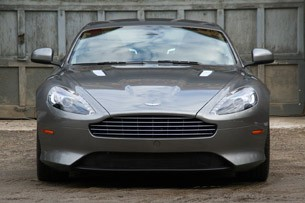 2012 Aston Martin Virage front view
