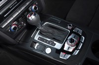 2013 Audi RS5 shifter