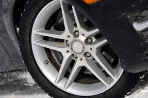 2012 Mercedes-Benz C350 4Matic wheel