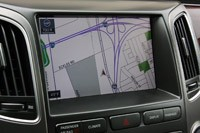2011 Hyundai Equus Long-Term navigation system
