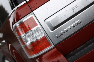 2013 Ford Flex taillight