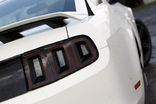 2013 Ford Mustang GT taillights