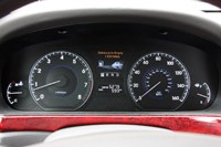 2011 Hyundai Equus Long-Term gauges