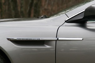 2012 Aston Martin Virage side vent