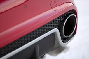 2013 Audi RS5 exhaust tip