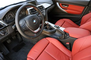 2012 bmw 335i w video autoblog for White bmw with red interior for sale