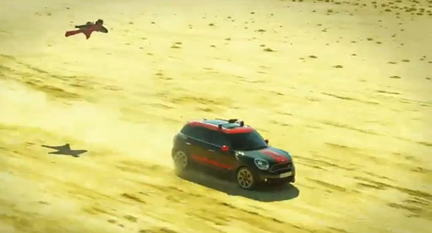 MINI JCW Countryman video