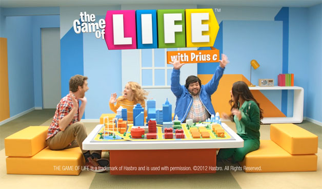 Prius C Game of Life