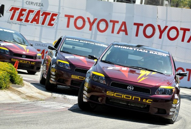 Toyota Pro/Celebrity Race